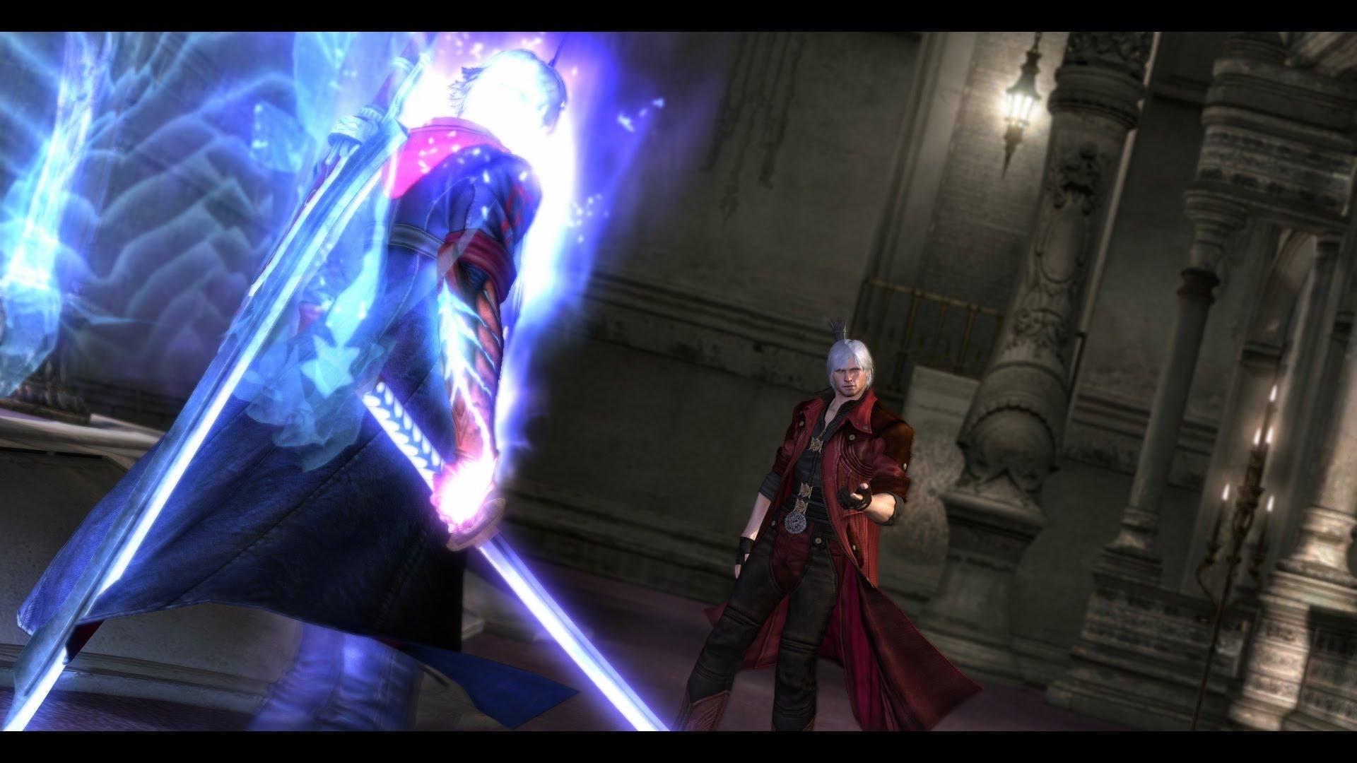 Game chặt chém hay cho PC cực nhẹ - Devil May Cry 4