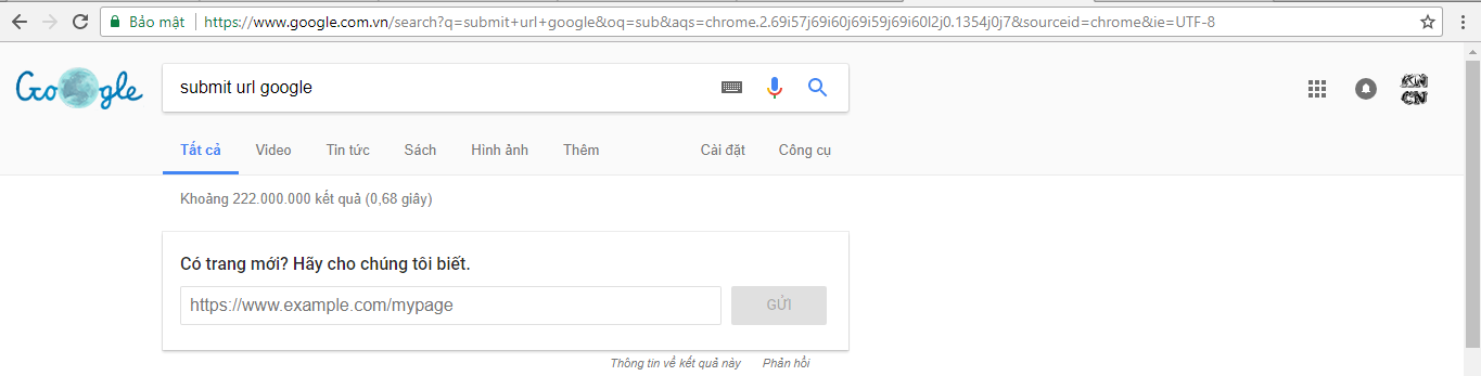 Làm sao để Google nhanh Index bài viết trên Website