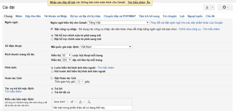 Cách xóa, hủy, thu hồi, lấy lại email đã gửi trong Gmail