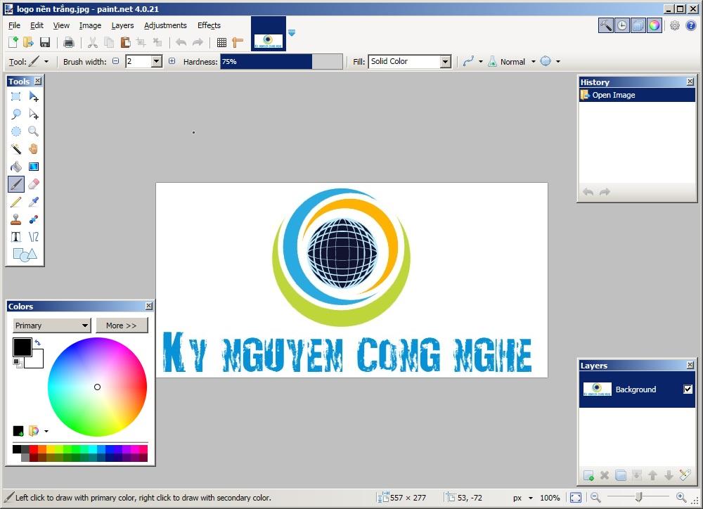 Xóa nền của ảnh - tạo ảnh, logo nền trong suốt KHÔNG cần dùng Photoshop